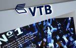 Банк ВТБ в Одинцово